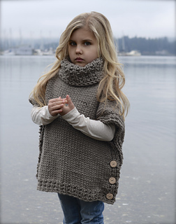 Free Knitting Patterns For Children s Pullovers : Ravelry: Azel Pullover pattern by Heidi May