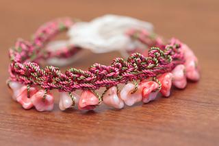Ravelry Crochet Bracelet 52 Pattern By Melanie Beth Bachura