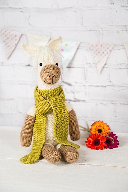 Ravelry Pax The Alpaca Pattern By Amanda Berry