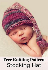 Baby stocking Hat. from Posh Patterns Designs Website 117a8528cc01