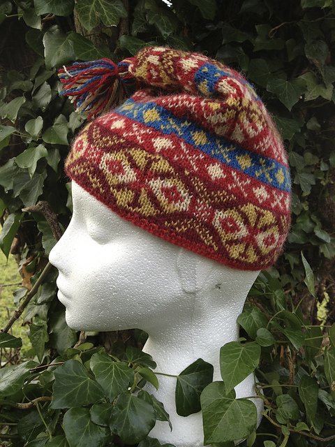Ravelry: Haaf Fisherman's Hat pattern by Shetland Museum