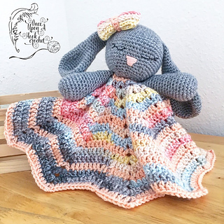 Ravelry Bunny Lovey Parts Pieces Pattern By Victoria Stewart