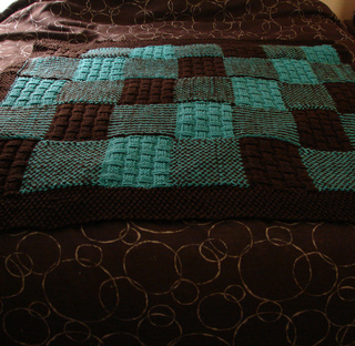 Ravelry Little Johnny S Patchwork Blankie Pattern By