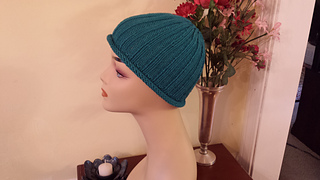 6e3874217c1 Ravelry  Grey s Anatomy Chemo Cap for Women pattern by Knots of Love