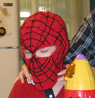 Spider Face Halloween