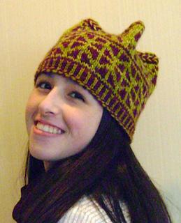 Ravelry: Turkish Hat pattern by Allison Nevitt