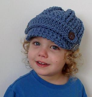 3385c079 Ravelry: Newsboy Hat Any Size Any Yarn Hat pattern by Thomasina ...