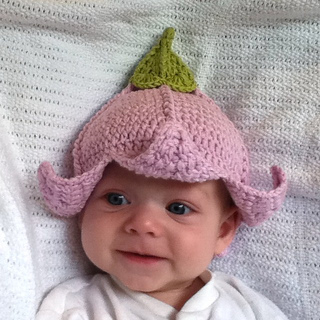 Ravelry  Flower Fairy Hat Photo Prop pattern by Thomasina Cummings Designs ecf3ae21628