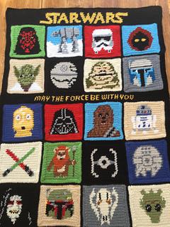 Ravelry star wars blanket pattern by ahooka migurumi venus781 publicscrutiny Gallery