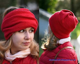 Ravelry  Transformer Hat pattern by Tatsiana Matsiuk 1dd423e84da4