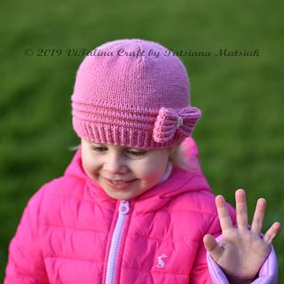 Ravelry  Funbow Hat pattern by Tatsiana Matsiuk 26ac7be36bae