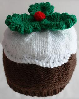 f9dd3d9a903 Ravelry  Chunky Christmas Pudding Hat pattern by Vikki Bird
