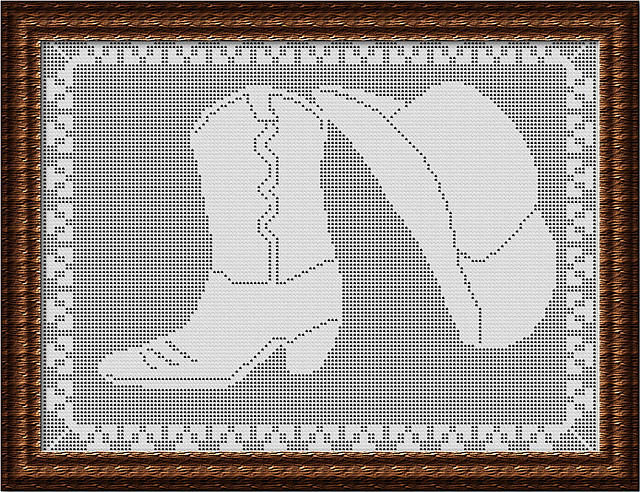 Ravelry: Filet Crochet Western Themes - patterns