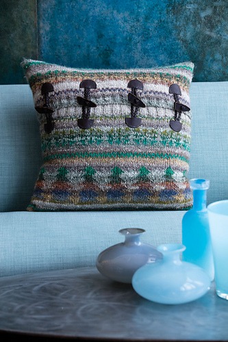 #9 Fair Isle Pillow Cover PDF