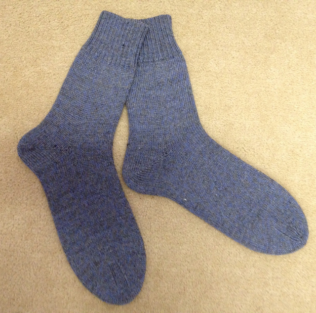 Ravelry Stress Free Machine Knit Mens Socks Pattern By Yvonne Kadwell