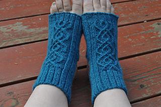 Ravelry: Breathe Yoga Socks pattern by Wendelika Cline