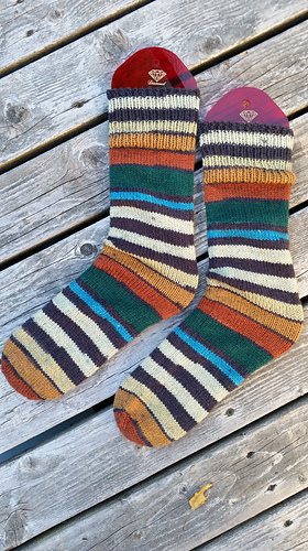 Ravelry Tube Socks Pattern By Mary Anne