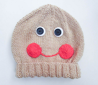 d647d9ce30c16 Ravelry  Christmas Gingerbread Baby Hat pattern by Wistfully Woolen