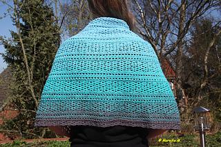 Ravelry Ornamentus Shawl Tuch Pattern By Julia Marquardt