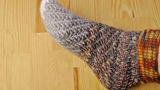 Ravelry Swirl Socks Wirbel Socken Pattern By Julia Marquardt