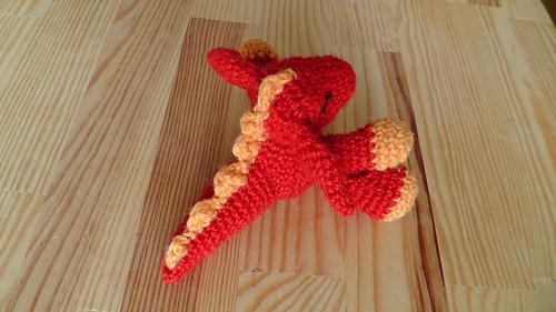 Ravelry Dragon Draco Amigurumi Drache Pattern By Julia Marquardt