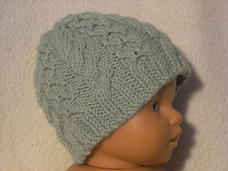 Preemie_cabled_hat_green_small2