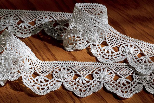 Ravelry Burda Special E 841 Crochet Lace Patterns