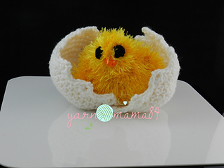 easter chick pattern - photo #14