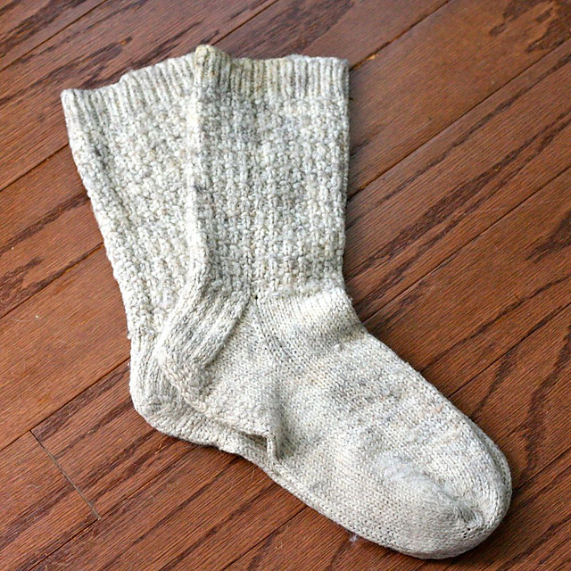 Ravelry: Wool-Ease Basic Socks pattern by Emily Ivey