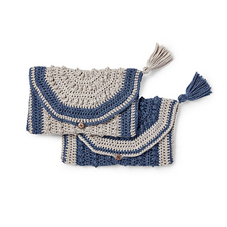 Ravelry: Crochet Clutch pattern by Yarnspirations Design Studio