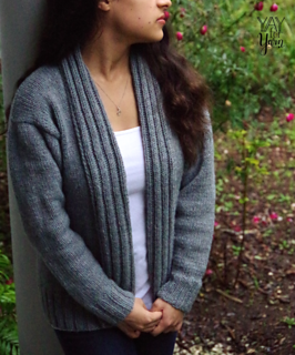 Ravelry Simple Slouchy Sweater Pattern By Yay For Yarn Patterns