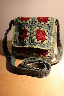 Ravelry Messenger Bag Pattern By Judith L Swartz