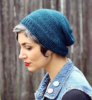 Ravelry: Linen Stitch Family Hat pattern by Lavanya Patricella