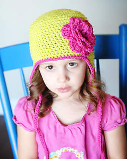 5ab408f8bc0 Ravelry  Basic Beanie and Beanie Earflap Hat Patterns pattern by Adrienne  Engar