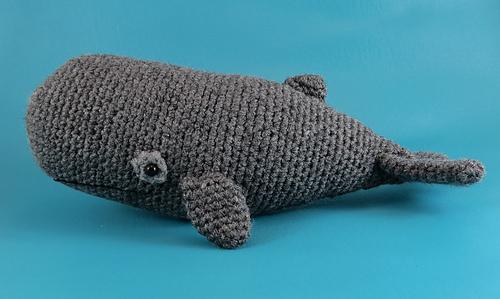 Free Crochet Amigurumi Whale Patterns : Ravelry sperm whale amigurumi pattern by aeron aanstoos