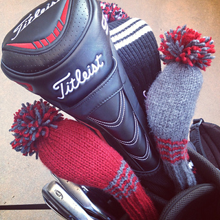 Ravelry Basic Golf Club Head Cover Driver Or Putter Pattern By