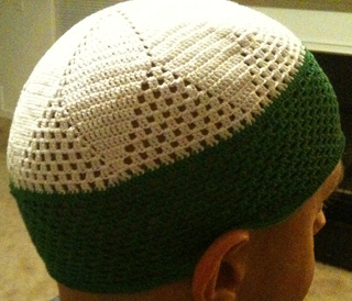 Ravelry Prayer Cap 1 Pattern By Syeda Iffat