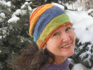 b266737b9c8 Ravelry  Nautilus Hat pattern by Anne Carroll Gilmour
