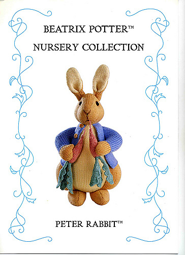 Ravelry Beatrix Potter Nursery Collection Peter Rabbit Patterns