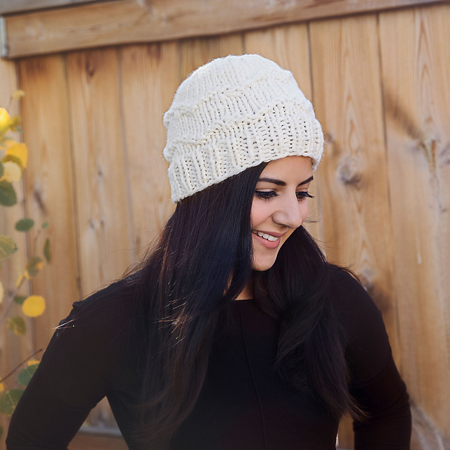 Ravelry The Coziest Winter Hat Pattern By Leelee Knits