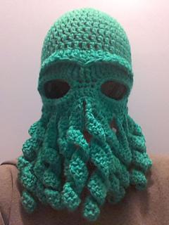 Crochet Hat Round