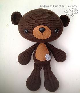 Llavero Koala Amigurumi : Ravelry: Large Huggable Bear & Koala pattern by Josephine Wu