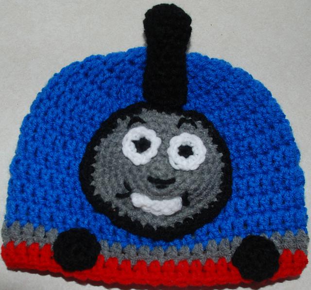 Ravelry Thomas The Train Hat Pattern By Amy Lehman