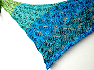 How Many Knit Stitches For A Shawl : Ravelry: The Kohi Shawl pattern by Pineapple Bird Knits