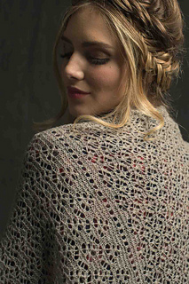 ravelry woodland lace stole pattern by rebecca blair. Black Bedroom Furniture Sets. Home Design Ideas