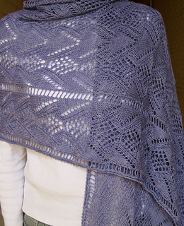 Ravelry Outskerries Lace Shawl Pattern By Linda Lehman