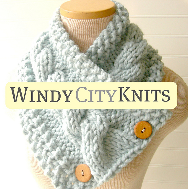 Ravelry Cabled Cowl Scarf Pattern By Angela Walker