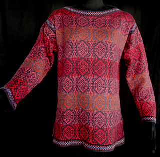 36c96935886f Ravelry  Bird Lover Tunic pattern by Arenda Holladay