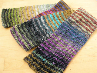 noro striped scarf instructions
