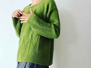 Poplar pattern by Ayano Tanaka
